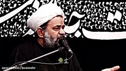 عظمت و نورانیت وجود امام حسین(ع)-سخنرانی-حسینیه زفرات-استاد بندانی نیشابوری