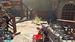 اموزش مود Gauntlet مپ IX بازی Call Of Duty Black Ops 4 بخش زامبی