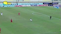 خلاصه بازی فولاد 2 - پرسپولیس 1 - هفته 17 لیگ برتر