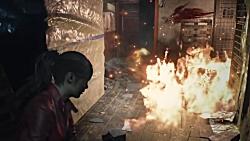 گیم پلی Resident Evil 2 Remake(لینک خرید در توضیحات)
