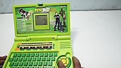 لپ تاپ کودک بن تن برای آ...