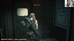 Resident Evil 2 Remake نبرد نهایی کلیر