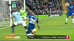 خلاصه بازی منچسترسیتی 6 - چلسی 0 - لیگ برتر انگلیس