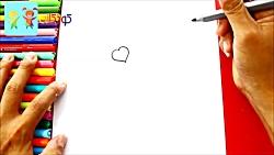 نقاشی کاپ کیک خوشمزه - قصه ها و آوازهای کودکان