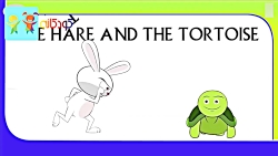 قصه خرگوش و لاکپشت به زبان فارسی- قصه های کودکانه