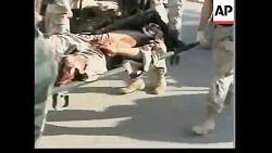 تصاویر کمتر دیده شده از اجساد نظامیان آمریکایی در جنگ عراق
