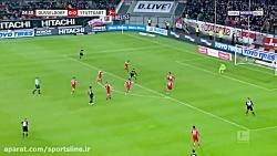 خلاصه بازی دوسلدورف 3 - 0...