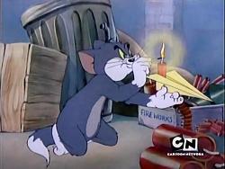کارتون تام و جری (موش و گربه) قسمت 11