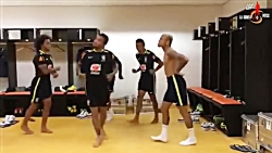 Despacito -Dance by FootBall Players HD