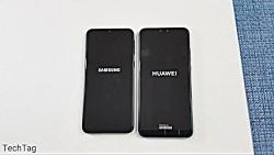 Samsung M20 vs Huawei Y9 (2019) SpeedTest Comparison