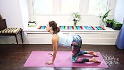 ورزش یوگا در خانه - سی روز یوگا با آدرین - روز 30 - پیدا کردن یک حس خوب