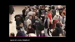 کلیپ باحال موسیقی «سلام به آینده» در فرودگاه مهرآباد