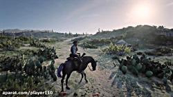 (Red Dead Redemption 2 (Gameplay