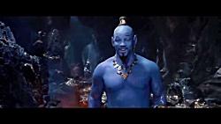 ویل اسمیت در نقش علاءالدین در فیلم Aladdin 2019