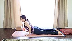 ورزش یوگا در خانه - آموزش تمرینات یوگا موثر در افزایش نشاط و شادمانی