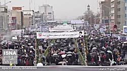 راهپیمایی ۲۲ بهمن ۹۷ در تهران