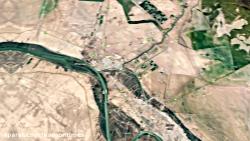 کانال آبی عضدی با قدمت بیش از هزار سال در خرمشهر