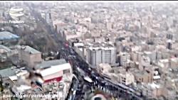 بازتاب راهپیمایی 22 بهمن 97 در رسانه های خارجی