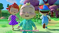 آموزش زبان انگلیسی برای کودکان کارتون شعر انگلیسی با زیرنویس