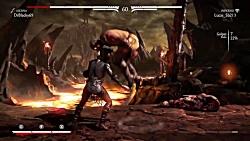گیم پلی جدید بازی مورتال کمبت ایکس ال Mortal Kombat XL
