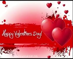 کلیپ عاشقانه تبریک روز ولنتاین