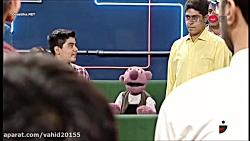 کلیپ خنده دار و طنز سیگار کشیدن جناب خان در خندوانه