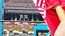 مداحی حاج سعید حدادیان و کربلایی محمد حسین حدادیان بیست و دوم بهمن 1397