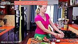 آموزش آشپزی-دستور پخت برگر ترکیه ای
