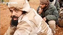 تسلیم شدن 400 داعشی به تروریست های تحریرالشام