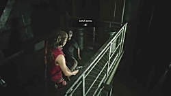 RESIDENT EVIL 2 REMAKE CLAIRE A Walkthrough Gameplay Part 5 TANK TOP