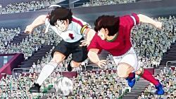 کارتون فوتبالیست ها (کاپیتان سوباسا) 2018 - قسمت 45