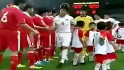 کره شمالی در فینال جام جهانی 2014