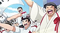 کارتون فوتبالیست ها (کاپیتان سوباسا) 2018 - قسمت 45 با کیفیت 1080
