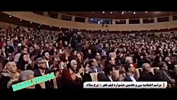 """تیکه علی  نصیریان به جشنواره فیلم فجر: """"بعد از ۴۰ سال سیمرغ درجه ۲ به من دا"""