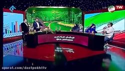 حضور سید وحید حسینی در برنامه خیابان جام جم _ پنجمین جشنواره جام جم _ دستپخت