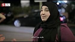 """مستند """"منفی ۲۵"""" , نظر لبنانی ها و فلسطین ها در مورد امام خامنه ای"""