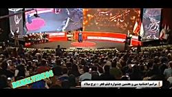 پشت صحنه جشنواره فیلم فجر ❤الناز شاکردوست بهترین بازیگر