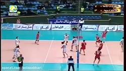 خلاصه والیبال شهردار...
