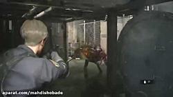 گیم پلی رزیدنت اویل۲ پارت ۴  GamePlay Resident Evil 2 Remake Part4