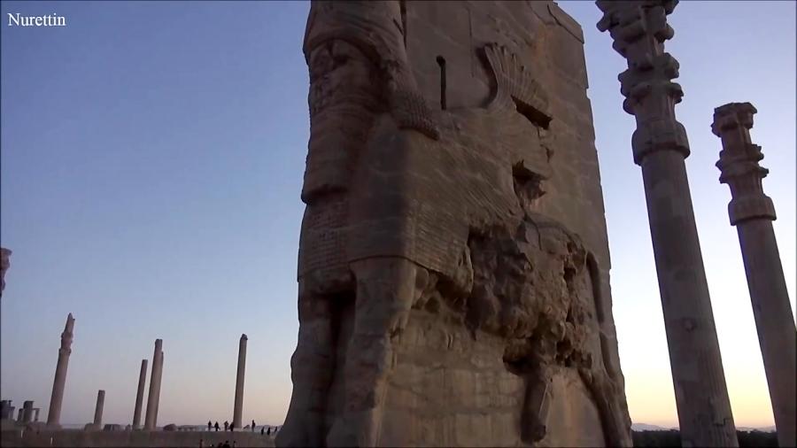 پرسپولیس (تخت جمشید) ، میراث جهانی یونسکو :: جاذبه های گردشگری شیراز
