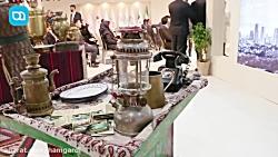 دوازهمین نمایشگاه گردشگری - پیوند صنایع دستی و گردشگری