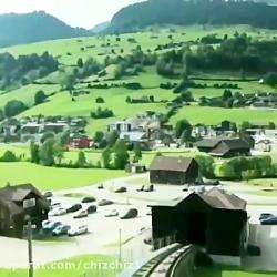 کلیپ زیبای طبیعت سوئیس