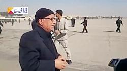 درد دل پدر یکی از شهدای حادثه تروریستی زاهدان