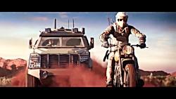 تریلر معرفی اپراتورهای جدید بازی Rainbow Six Siege - Operation Burnt Horizon