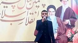 اجرای زنده خواننده ارز...