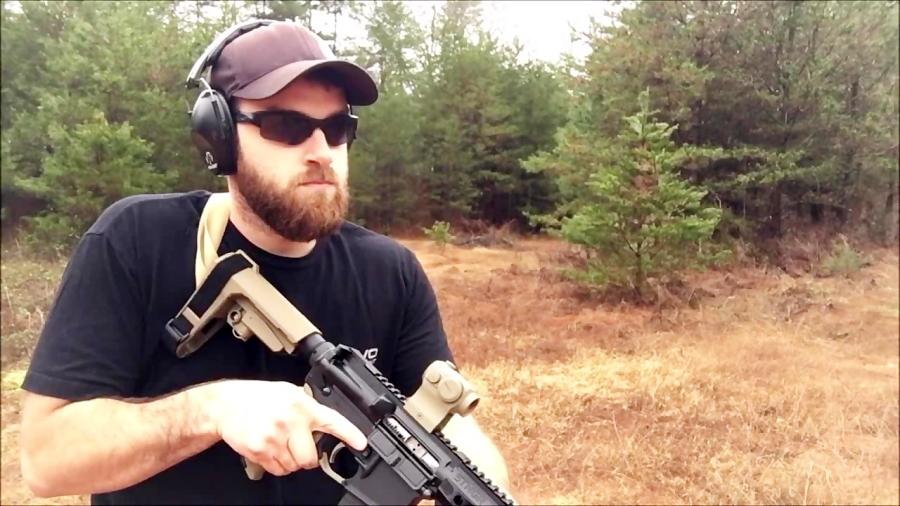 Czech Vz 61 Skorpion Pistol Brace 9x18 Carbine