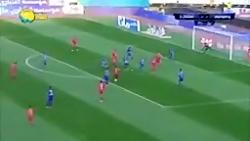 خلاصه بازی پرسپولیس 2 استقلال خوزستان 0