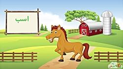 آموزش نام حیوانات اهلی همراه صدای حیوانات | Microsoftco.ir