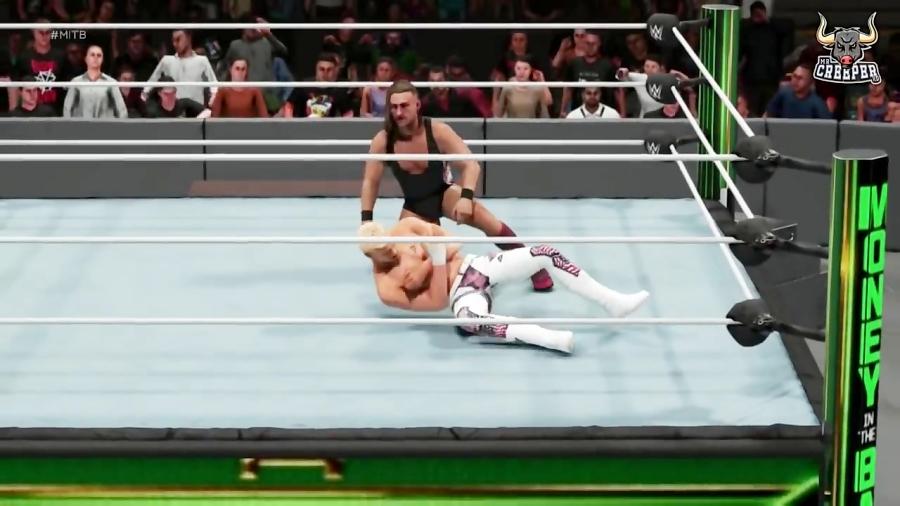 WWE 2K19:بهترین حرکت ها در بازی!