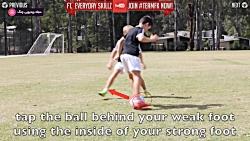 آموزش فوتبال کودکان